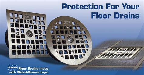 Jr Smith Floor Drain Strainers by Guardian Floor Drain Lock Replacement Drain Cover