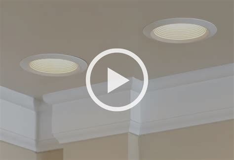 how to install can lights in an existing ceiling learn to install recessed lighting at the home depot