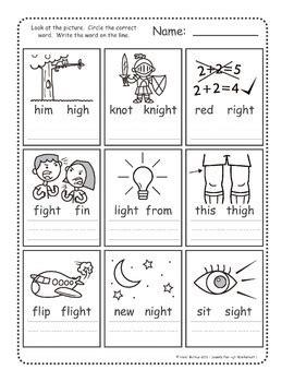igh worksheets by heidisongs teachers pay teachers