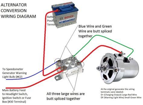 empi vw alternator generator conversion kits jbugs