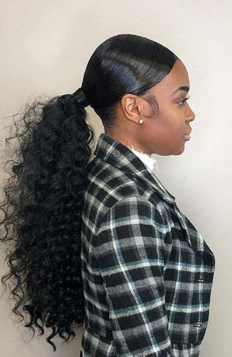 Hairstyles For Sew In Weaves