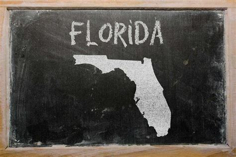 florida veteran military state benefits veterans map location chalkboard jul