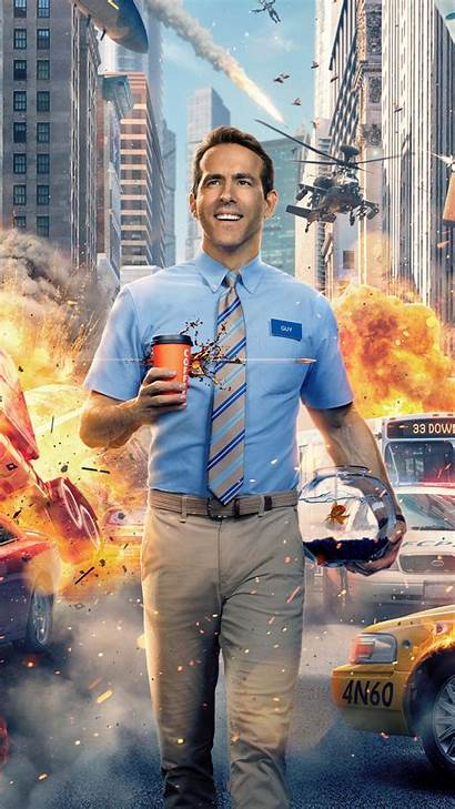 Guy Movie Ryan Reynolds Poster 4k Wallpapers