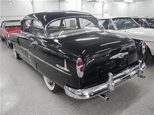1953 Chevrolet 210 Sedan 0 Black Sedan 2 Door Blue Flame