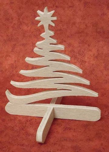 wooden christmas tree ornament patterns woodworking