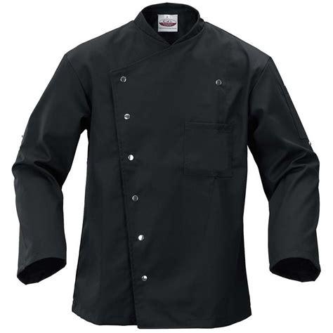 veste cuisine couleur veste de cuisine confortable et durable poche poitrine