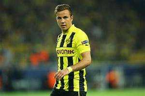 Goetze To Miss Dortmund's Champions League Tie Against ...