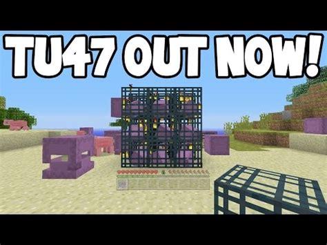 minecraft xboxps tu update   rebirth