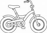Velo Dessin Bicycle Bike Coloring Bicyclette Une Coloriage Colorier Printable Imprimer Cross Coloriages Transportation Jouets Ausmalbilder Kick Drawing Kb Ausmalen sketch template