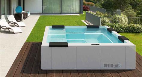 Whirlpool Garten Mit Dach by Optirelax 174 Premium Whirlpools Pools Sauna