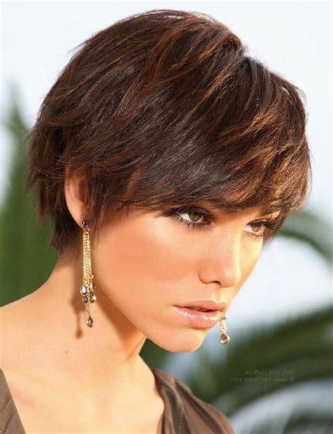 20 Inspirations of Feminine Short Hairstyles For Women
