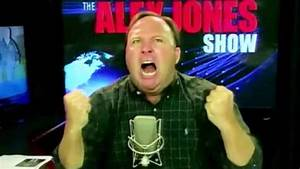 Alt-right conspiracy theorist and Infowars host Alex Jones ...