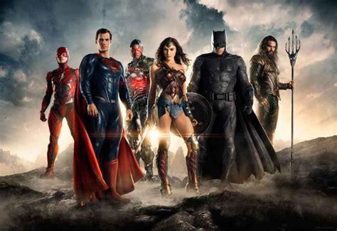 justice league neue tv trailer und motion poster