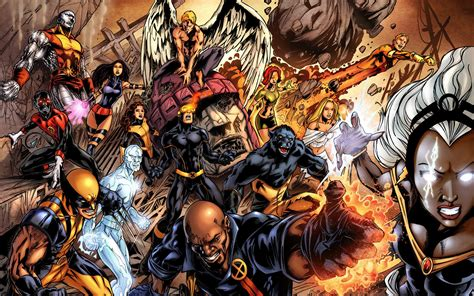 Xmen Full Hd Wallpaper And Background Image 1920x1200