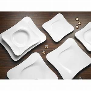 Assiette Plate Originale : assiette plate blanche pas cher ~ Teatrodelosmanantiales.com Idées de Décoration