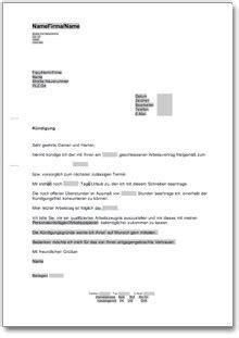 beliebte downloads kuendigungen dokumente vorlagen