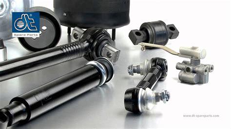 DT Spare Parts - Bus Suspension Parts - YouTube