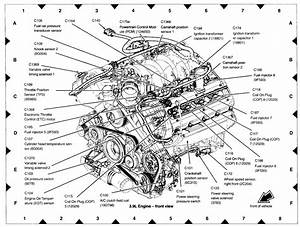 Lincoln Ls Engine  10