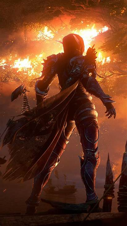 Warcraft Battle Wallpapers Azeroth Phone Cell Mobile