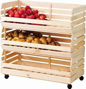 Obst Und Gemüse Aufbewahrung : kesper kartoffel obsthorde 3 tlg vers gr en regale aufbewahrung ebay ~ Whattoseeinmadrid.com Haus und Dekorationen