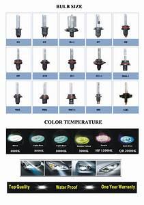 Hid Single Beam Standard Conversion Kit 35w  U2013 55w Ac