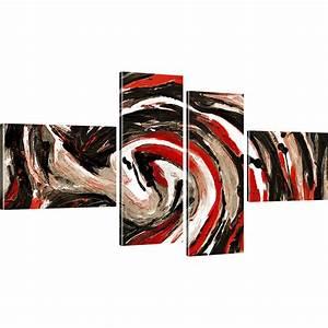 Abstrakte Bilder Leinwand : abstrakte pferde bilder bild auf leinwand abstraktion tiere wandbilder ebay ~ Sanjose-hotels-ca.com Haus und Dekorationen