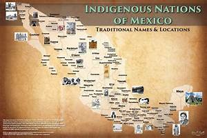 Natives of Mexico | MAPS | Native american tribes, Indian ...