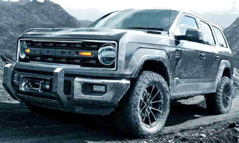Toyota Bronco 2020 by Future Suvs To Be Extremely Excited About Insider Car News
