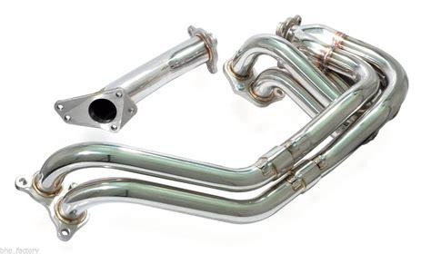 M2 Subaru Exhaust Section