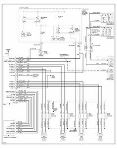 2000 Dodge Caravan Stereo Wiring Diagram