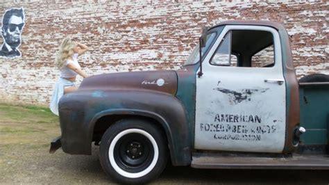 1955 ford f100 f 100 custom cab patina 1948 1949 1951 1952 1953 1954 1956 for sale