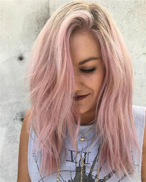 Pink Ombre Hair Ideas Beauty Trends How To Dye Hair Pink
