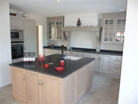 meuble de cuisine rangement cuisine equipée chêne clair cuisines liebart