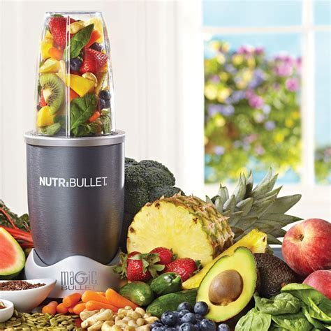 NutriBullet Original 16 oz. Jar Blender NBR 0801   The