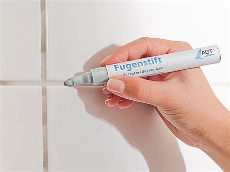 Fliesen Ausbessern Stift by Fliesen Reparatur Stift 3x Wei M Rtel Fliesen Stift