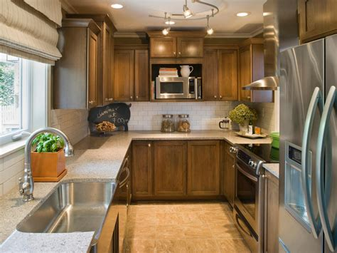 Galley Kitchen Track Lighting Ideas by Galley Kitchens Hgtv