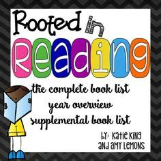 rooted  reading images  grade reading