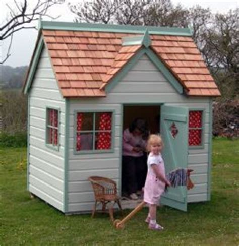 wooden playhouses childrens cottages wendy houses