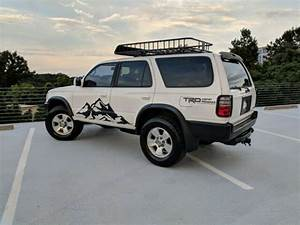 Used 1996 Toyota 4runner Sr5 With Manual Transmission For Sale