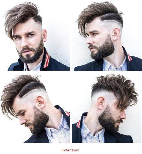 model rambut panjang pria keren lurus keriting lengkap