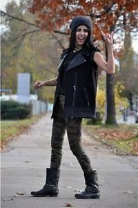 Biker Deichmann Boots Camo Zara Jeans Beanie Hu0026M Hats Biker Zara Vests | u0026quot;Whatever happened ...
