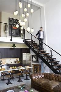 Design Inspiration  Industrial Loft  U2026