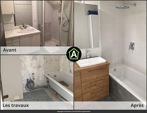 cuisine lineaire rénovation d 39 appartement prix photos avant après