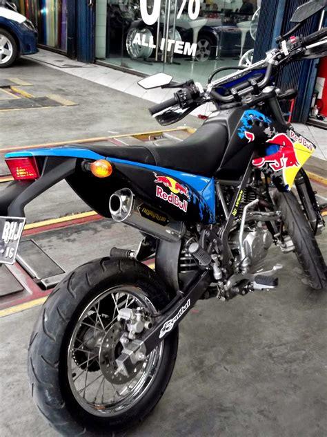 Gambar Motor Kawasaki D Tracker by D Tracker 250 Modifikasi Thecitycyclist