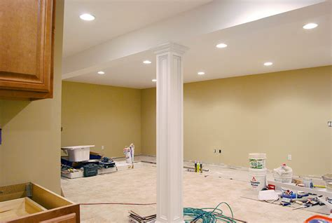 finished basement remodel renovation  wayne  montville nj