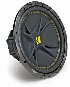 Kicker C10 10 U0026quot  Subwoofer 8 Ohm 150 Watts Comp Series