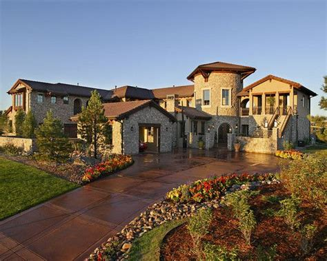 home design denver tuscan style home in co a southern suburb of