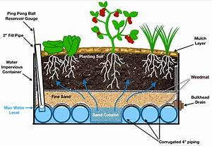 Wicking Bed Construction And Performance