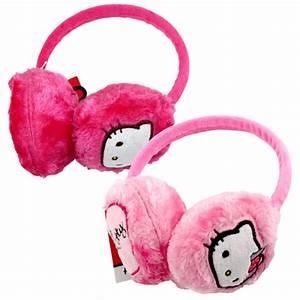 Cache Oreille Enfant : hello kitty cache oreille enfant ~ Teatrodelosmanantiales.com Idées de Décoration
