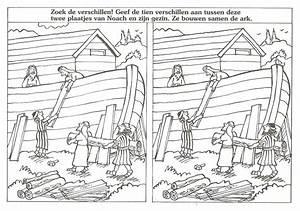 Genesis 6 De Ark Van Noach Zoek De 10 Verschillen